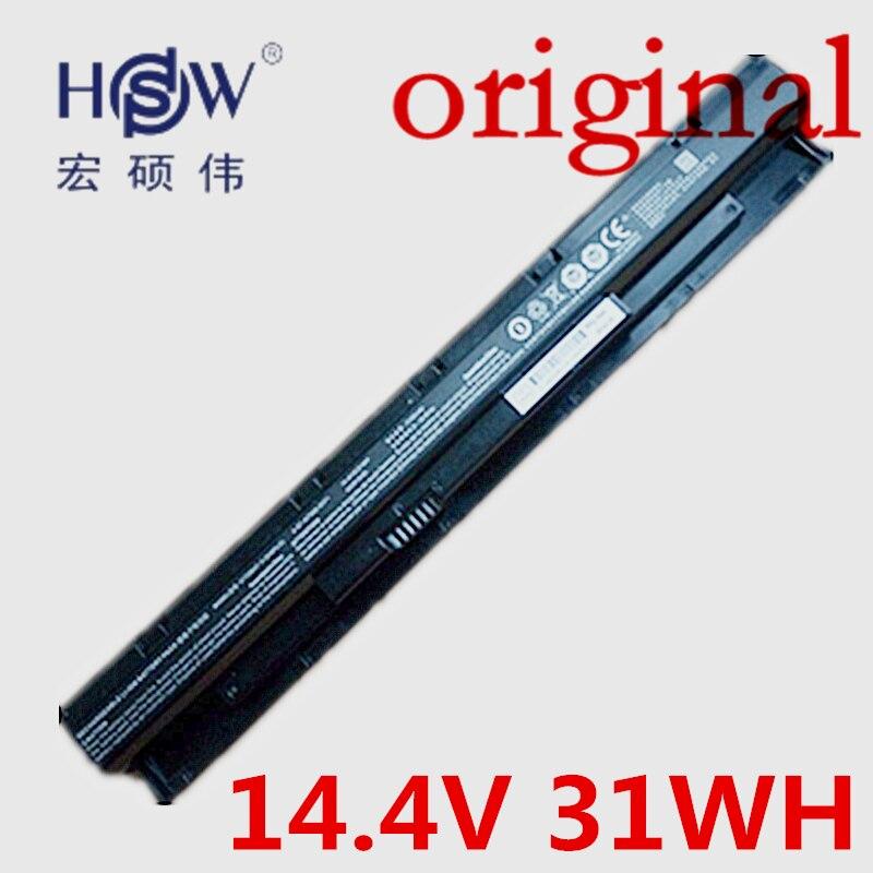 HSW 14.4V 31WH   Battery For Clevo N750BAT-4 6-87-N750S-3CF1 bateria akku