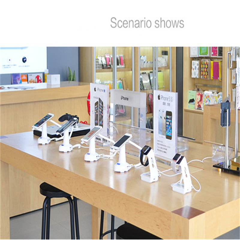 все цены на (5 set /pack )apw-06 for apple watch stand anti theft smart watch alarm holder with remote control онлайн