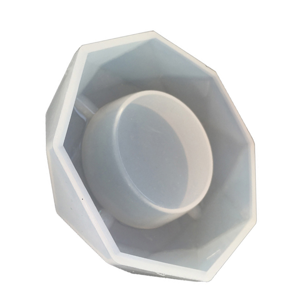 New DIY Ashtray Flexible Silicone Mold Epoxy Resin Jewelry Making Craft Tools Clay Resin Molds For Home DIY Decoration