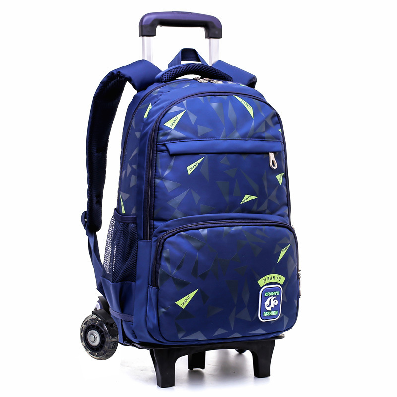 Kids Wheels Removable Trolley school Backpack Wheeled Bags Children School Bag Boys Travel Bags Child School Backpacks mochilasKids Wheels Removable Trolley school Backpack Wheeled Bags Children School Bag Boys Travel Bags Child School Backpacks mochilas