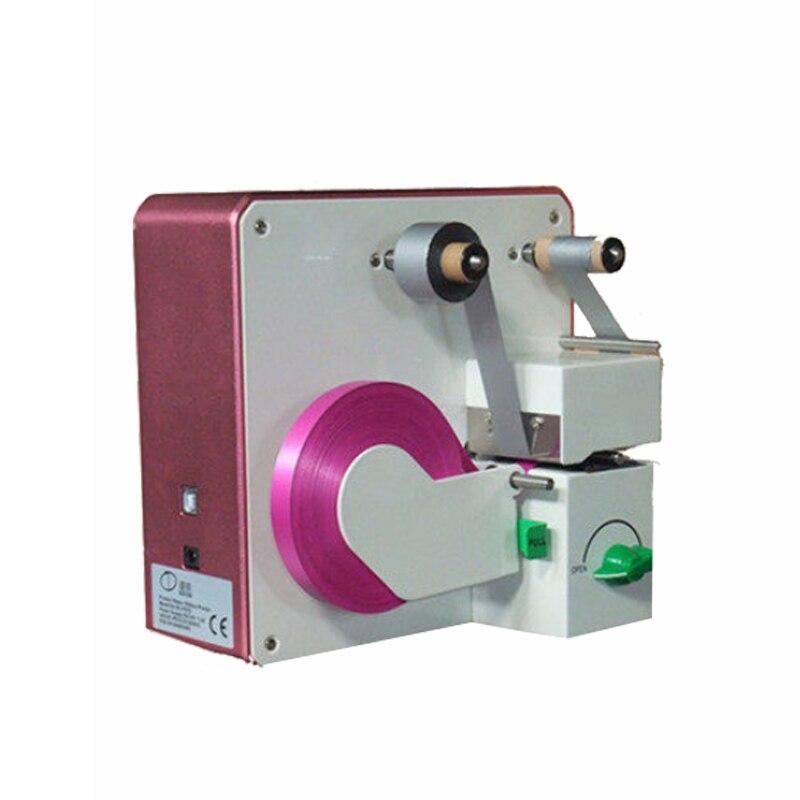 Foil Printer Stamping-Machine Digital Satin Roll-To-Roll Hot Desktop Ribbon