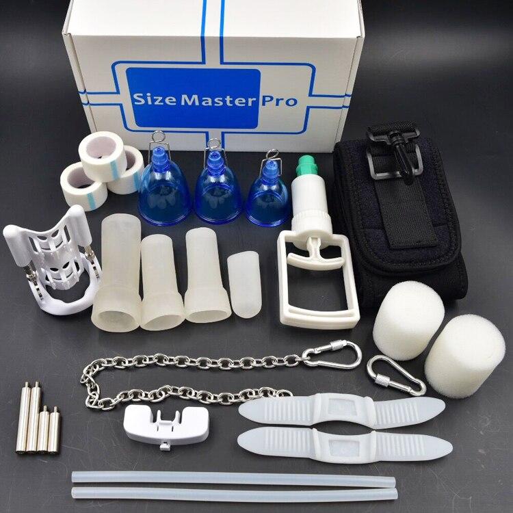 Peni Longueur Agrandisseur Prolongateur Vide Porte-taille maître d'agrandissement de pénis Phallosan Coupe Pompe Sizedoctor Proextender SizeMaster