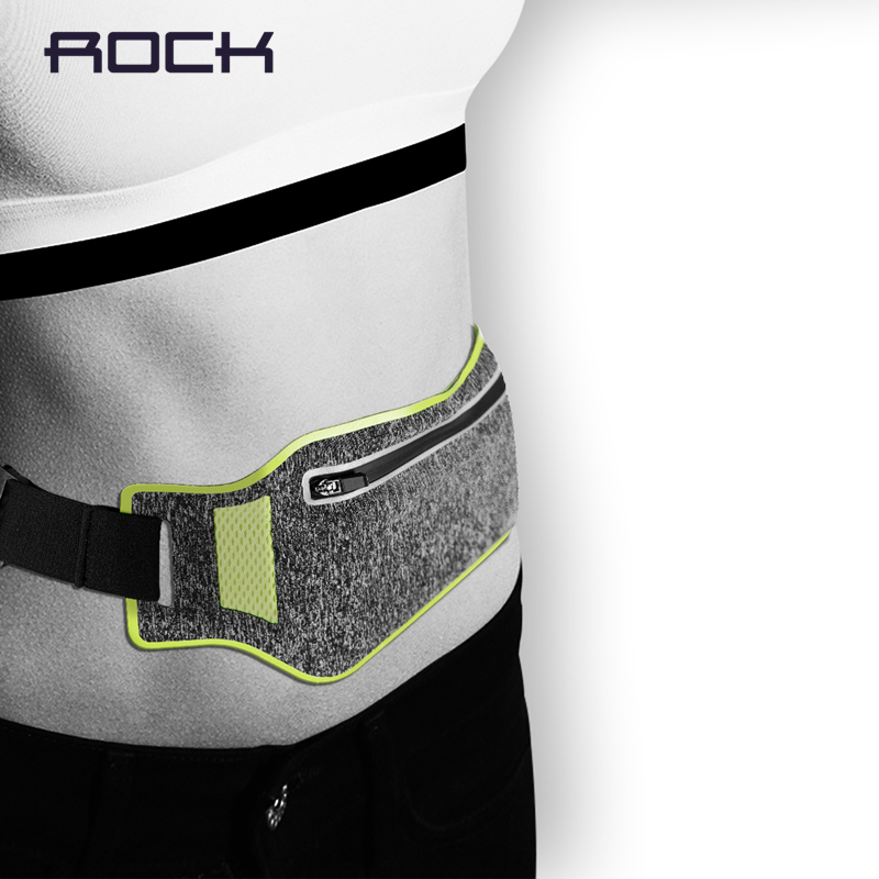 ROCK Universal Professional Slim Sports Armlet arm band for running fitness cycling, Phone Armband for 4-6 inch Phone devices