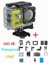 Action Camcorder sports Camera 4K Sport DV HD Waterproof Camera 4K Sports Camera Drive Recorder free shipping