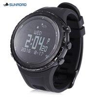 Sunroad спортивные Смарт часы альтиметр барометр шагомер термометр Компасы наручные часы