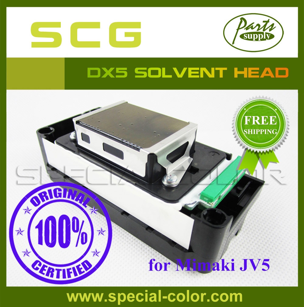Japan Printhead Mimaki JV5 Eco-sol DX5 Printer Head uppababy uppababy коляска трость g luxe фиолетовая