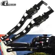 Motorcycle CNC Brake Clutch Levers Adjustable Folding Extendable For Honda  VT 1100 C2 VT 1100C2 VT1100 VT1100C2 Sabre Shadow
