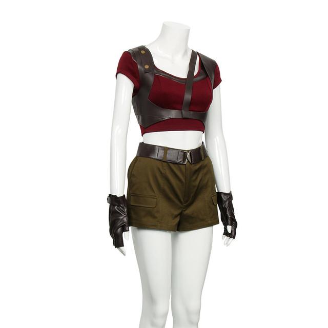 Ruby Roundhouse Costume | Jumanji Cosplay