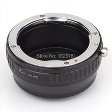 Pixco Lens Adapter go well with for Pentax Lens to Fujifilm FX Digicam  (With out Tripod) X-Pro1 X-E1 X-E2 X-M1 X-A1