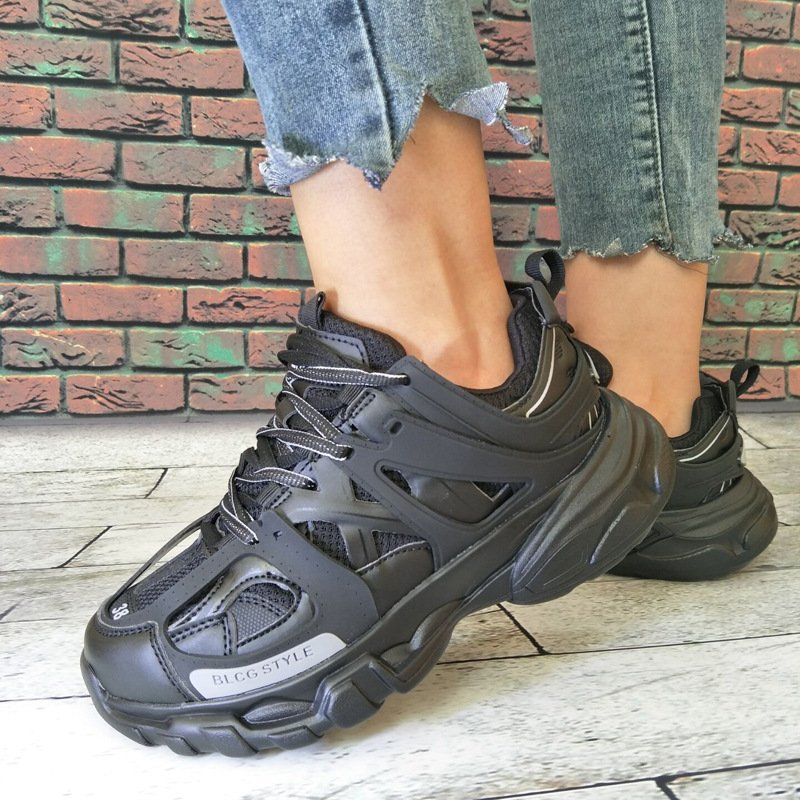 Women Shoes Casual Women Vulcanize Shoes Fashion Basket Sneakers Women Spring Autumn Zapatillas Mujer Trainers Chunky Sneakers