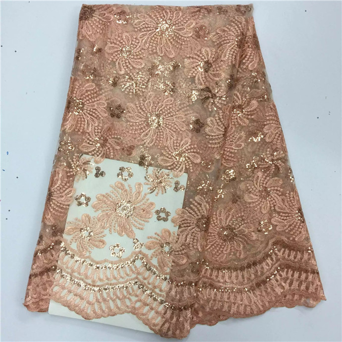 African French Lace Fabric High Quality French Lace With