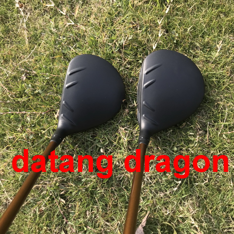 2018 New datang dragon golf woods G400 3#5# fairway woods with graphite shaft stiff flex headcover/wrench 2pcs golf clubs woods s new york dead