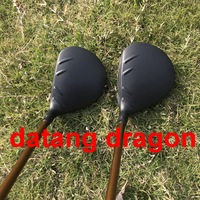2018 New datang dragon golf woods G400 3#5# fairway woods with graphite shaft stiff flex headcover/wrench 2pcs golf clubs