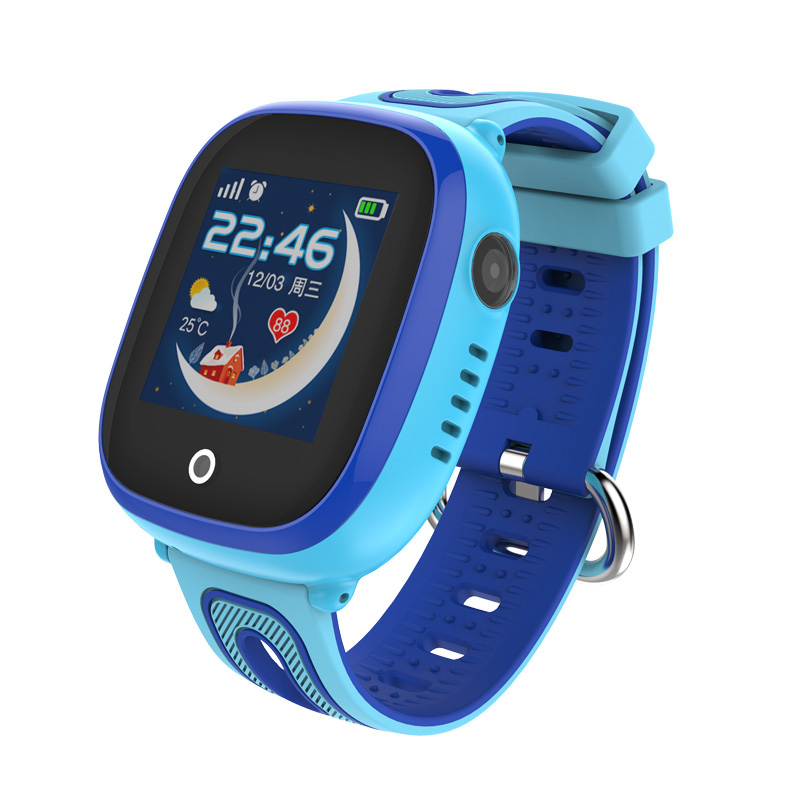 2018 New GPS Children Smart Watch Phone Connected Touch Screen Kids Watches SIM SOS Quick Call Baby Girls Wristwatch Safe