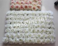 SPR Hot sale wedding rose flower wall deocrations backdrop table flower decorative party market supply EMS Free