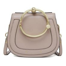 Модная круглая сумка с аппликацией, женская кожаная сумка через плечо, Женская винтажная сумка с клапаном