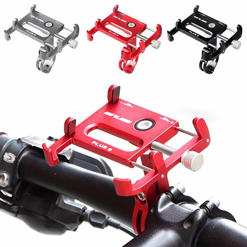 DOITOP GUB плюс 9 Мотоцикл Велосипед телефон владельца 360 градусов Поворотный велосипед телефон кронштейн Стенд для 3,5-6 дюймов мобильный телефон...