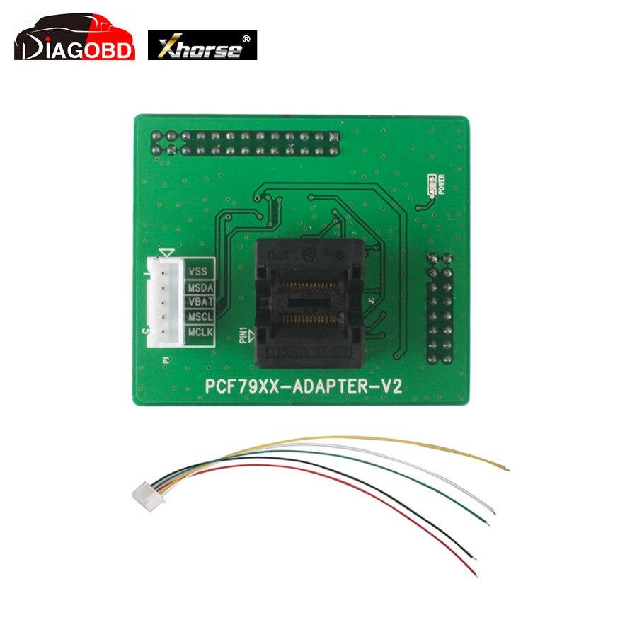 Prix pour PCF79XX Adaptateur pour VVDI Prog Programmeur