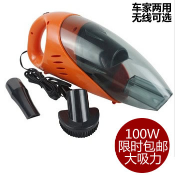 free shipping! Car car vacuum cleaner car dust collector wet and dry dual-use high power wireless superacids