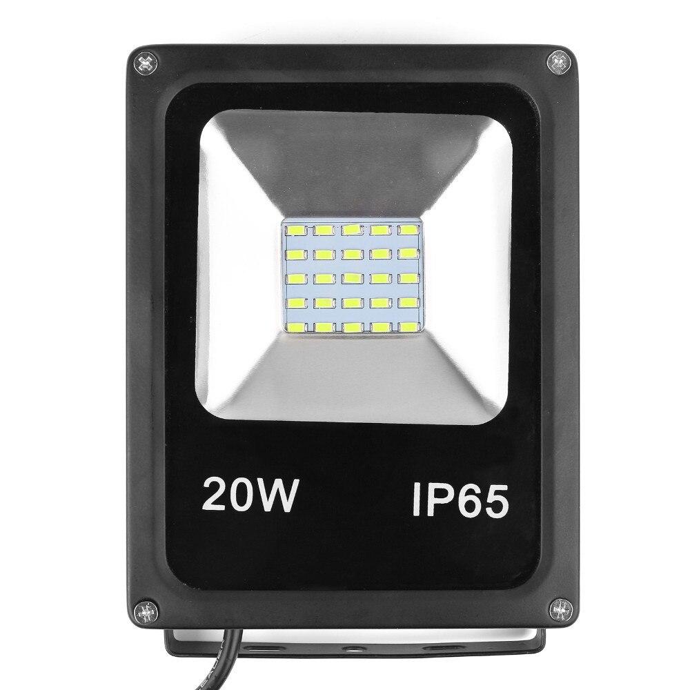 Holofotes holofotes para iluminação exterior 230 Lumens : 100lm/w
