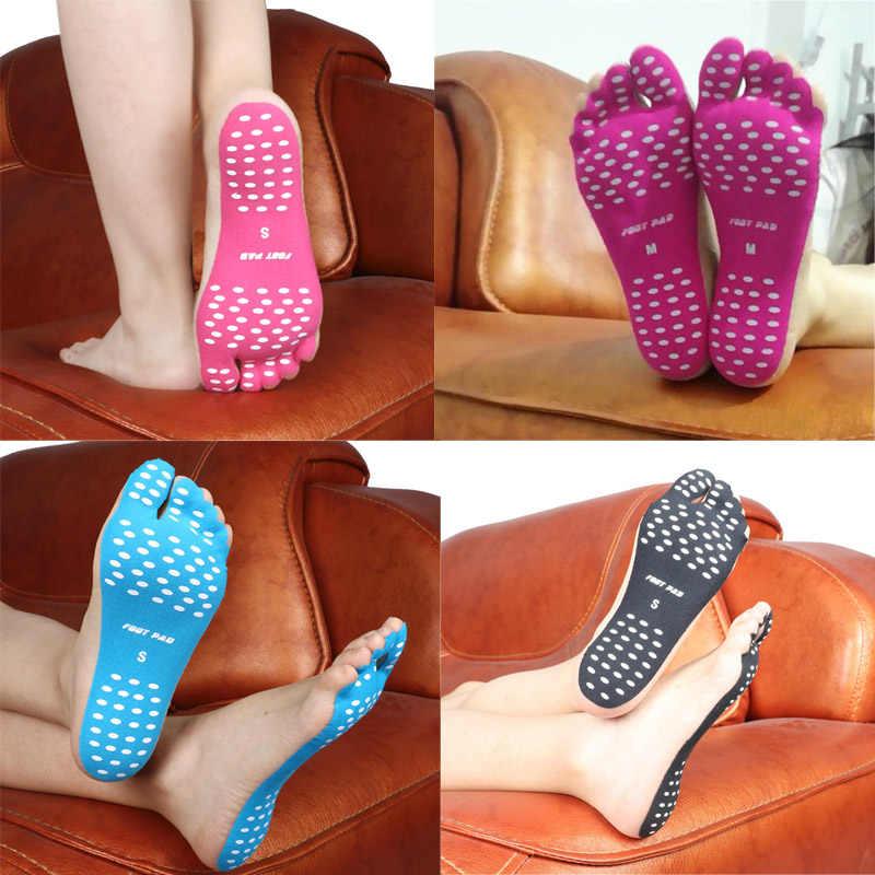 Zapatos para la playa antideslizantes equipados con zapatos antideslizantes calcetines de playa almohadillas calcomanías de pies plantillas flexibles pies de playa