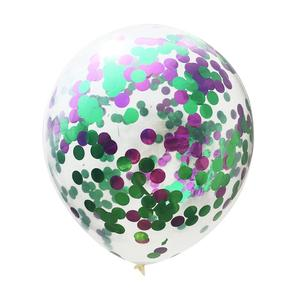 Image 2 - Laphil 44pcs 작은 인어 파티 풍선 장식 인어 생일 파티 어린이 결혼식 이벤트 파티 배경 용품을 선호한다
