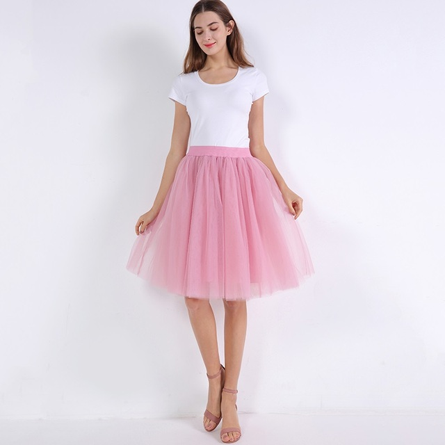 Princess  Womens Adult Tutu Fashion Clothing Faldas Saia Femininas Jupe Summer Style
