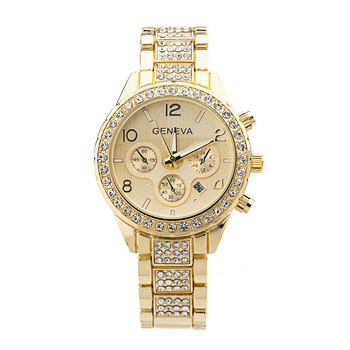 Women  Watches Stainless Steel Exquisite Watch Women Rhinestone Luxury Casual Quartz Watch Relojes Mujer 2019 New Arrivals 876 3