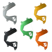 цена на Billet Aluminum Front Sprocket Cover Sprocket Chain Guard Cover Protector For 2012-2014 Kawasaki Z800 2013