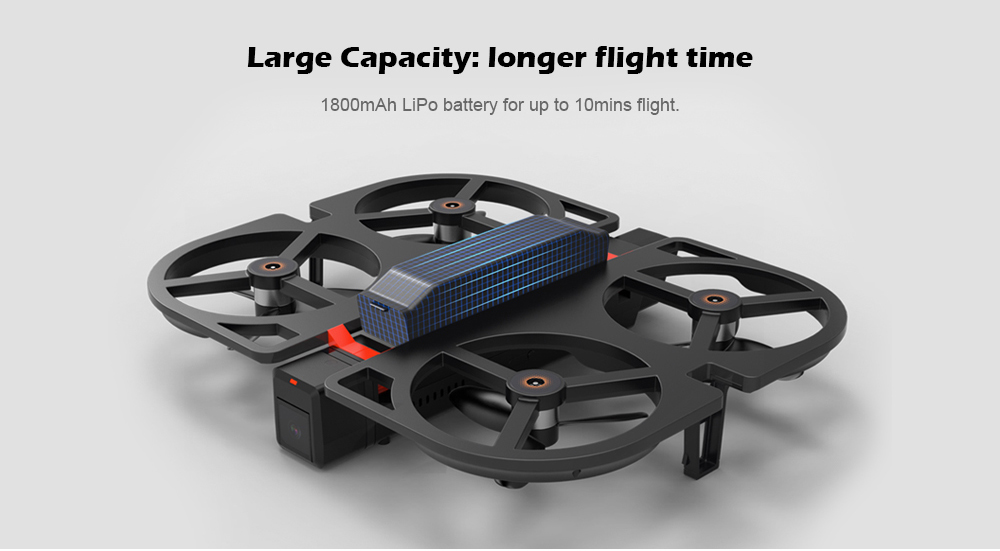 Xiaomi Idol Intelligent Aircraft Ai Recognition Gesture Photo Folding Portable Drone 23