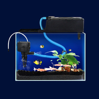 3 In 1 Multifunction Fish Aquarium Filter Filtration Oxygenation Air Water Pump E2shopping