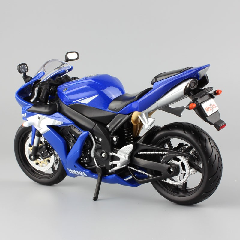 Yamaha Supercross YZF R1 Model Toy Motorcycle 7
