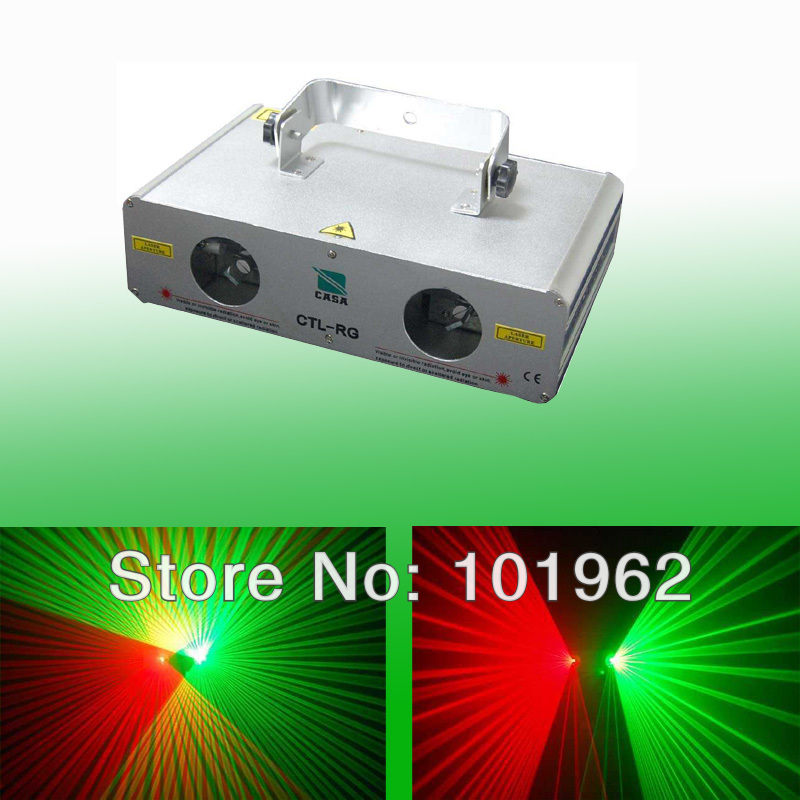 Cheapest Double 140mW green and red dmx laser light stage effect for disco ktv bar lighting show