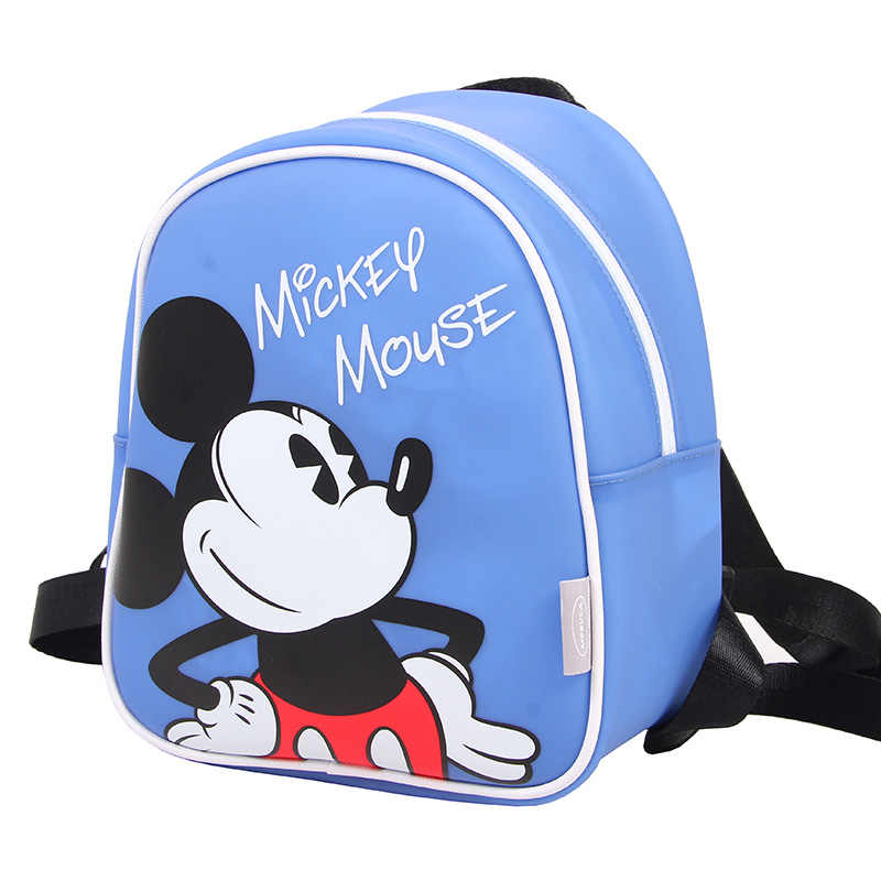 4c5ab7488b7 Children School Backpack kids bag Cartoon Mickey Minnie Design For Toddler  Baby Girls Kindergarten Kids School