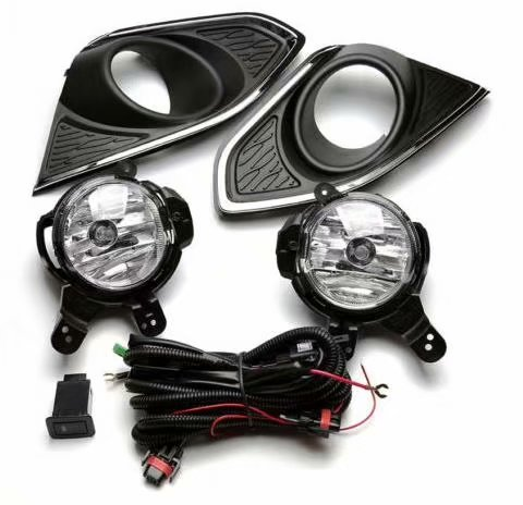 Buy Vitara fog light,2006~2012/2013~2016,2pcs/set+wire of harness,Vitara halogen light,Free ship! Vitara headlight for only 77 USD