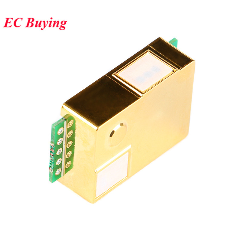 Image 2 - MH Z19 Infrared CO2 Sensor Module MH Z19B Carbon Dioxide Gas Sensor for CO2 Monitor 0 5000ppm MH Z19B-in Sensors from Electronic Components & Supplies