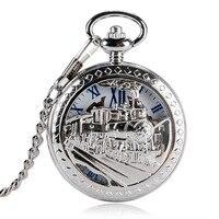 Mechanical Pocket Watch Warcraft Steampunk Male Clock Pendant Watch On The Chain Men Watch Women Watch