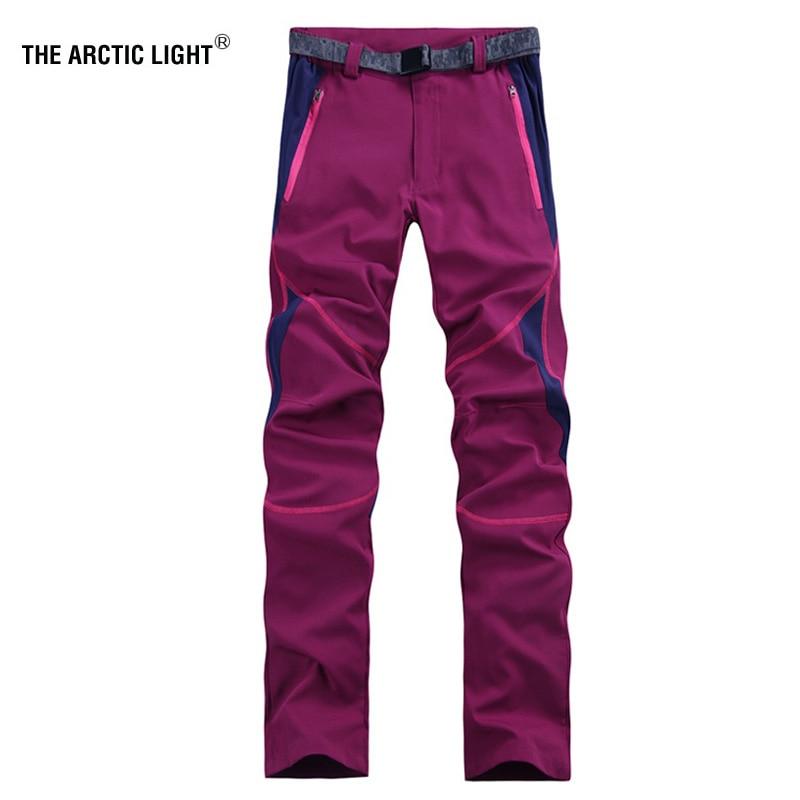 ARCTIC LIGHT Лято Жените къмпинг туризъм женски риболов състезания Колоездене Бързи сухи панталони еластични панталони