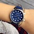DADE Relógio De Pulso Das Mulheres Relógios 2017 Marca Famosa Fêmea Relógio de Quartzo Senhoras Relógio de Quartzo-relógio Montre Femme Relogio feminino