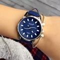 DADE Reloj de Pulsera Relojes de Las Mujeres 2017 Mujer Famosa Marca de Reloj de Cuarzo Reloj de Señoras reloj de Cuarzo Relogio Feminino Montre Femme