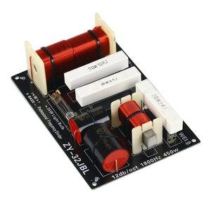 Image 3 - GHXAMP 450 ワットスピーカークロスオーバー 1.8 Khz ツイーター低音 2 方法分周器 4 8Ohm 双方向ステージスピーカー専用周波数分周器 1 ピース