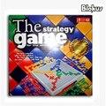 Blokus-Горячая Настольная Игра-4 Игроков-Английская Версия-Стратегия Игры 32.5*31.5*5 см настольные игры-Ночной Бар и Партии