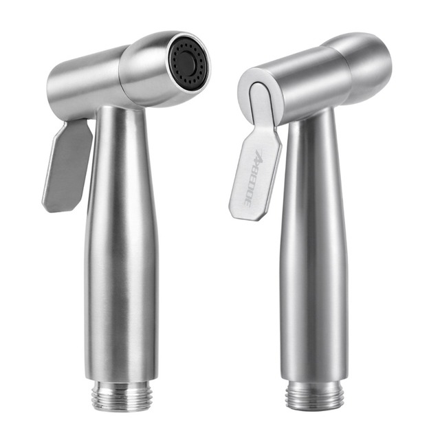 High Quality Double Mode Chrome Stainless Steel Sprayer Hand Held