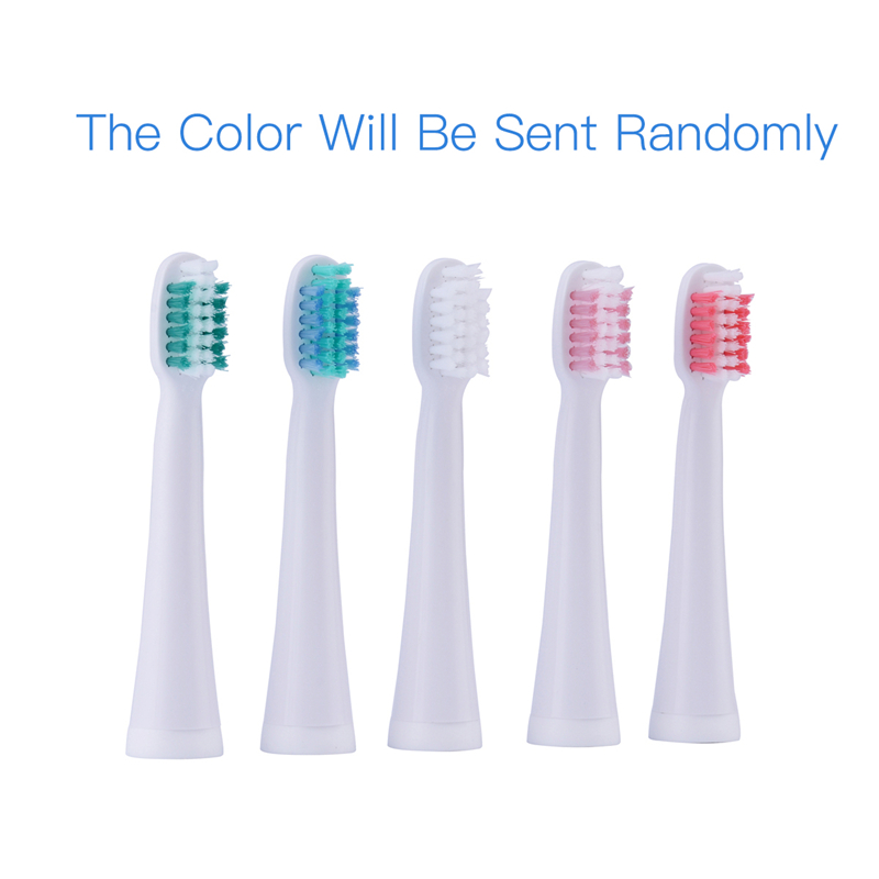 Lansung U1 A39 A39PLUS A1 SN901 SN902 Ultrasonic Electric Toothbrush Head Replacement Head DuPont Bristles Random Color P49