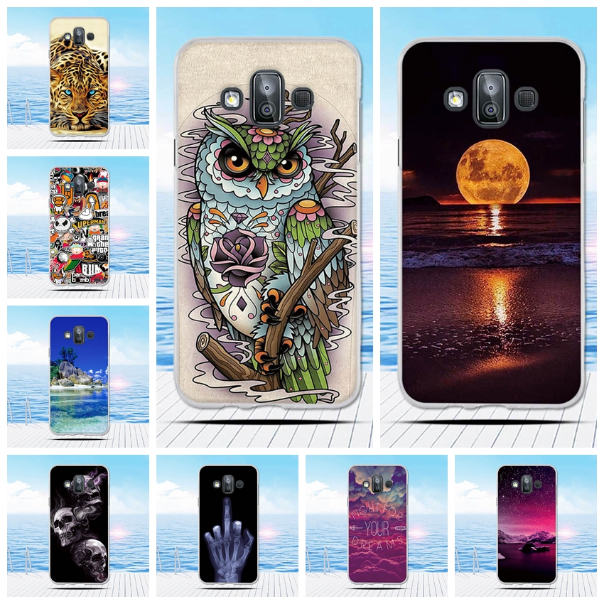 Cheap Sale For Samsung Galaxy J7 Duo Case Cover Soft Tpu Cover Phone Case For Samsung Galaxy J7 Duo 2018 J720f J720 Sm-j720f Case Silicone Crazy Price Cellphones & Telecommunications Fitted Cases
