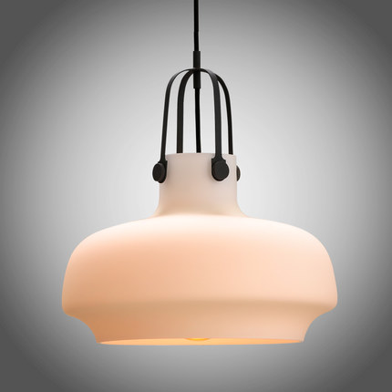 personality single head Japanese style shadow glass lampshade  Bar Restaurant Bar combination pendant light  GY35