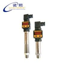 -0.1..0~100Mpa Pressure Measuring Range Diffusion of Silicon Material Hydraulic Pressure sensor