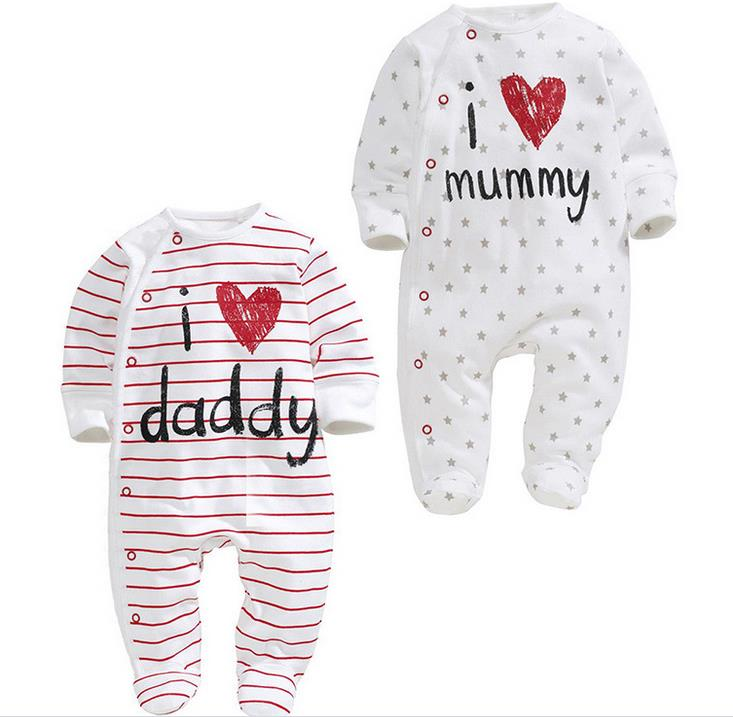 love mama papa boys girls babies clothes baby long sleeve rompers newbron cotton clothing one pieces body suit baby rompers love mama papa boys girls babies clothes newbron cotton clothing with hat one pieces body suit