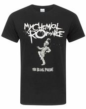 My Chemical Romance The Black Parade Mens T-Shirt Stranger Things Design T Shirt 2019 New