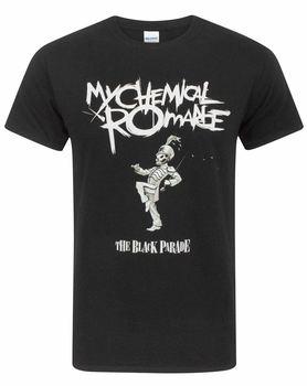 My Chemical Romance The Black Parade Mens T-Shirt Stranger Things Design T Shirt 2019 New